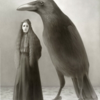 Miss Christina and the Crow