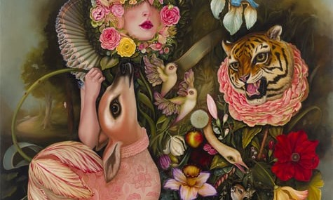 Jennybird Alcantara| Reveries of The Untamed Darlings