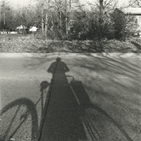 Self-Portrait bicycle