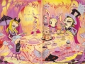 """A MAD TEA PARTY 2010, LIMITED EDITION GICLÉE, EDITION OF 100, 21.5"""" X 17"""""""