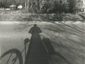 SELF-PORTRAIT BICYCLE, CHICAGO 1959, 12 X 12 IN (IMAGE), 20 X 16 IN (PAPER) MODERN GELATIN SILVER PRINT, LTD. ED. OF 15 0113912