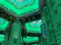 Infinity Chamber with Green
