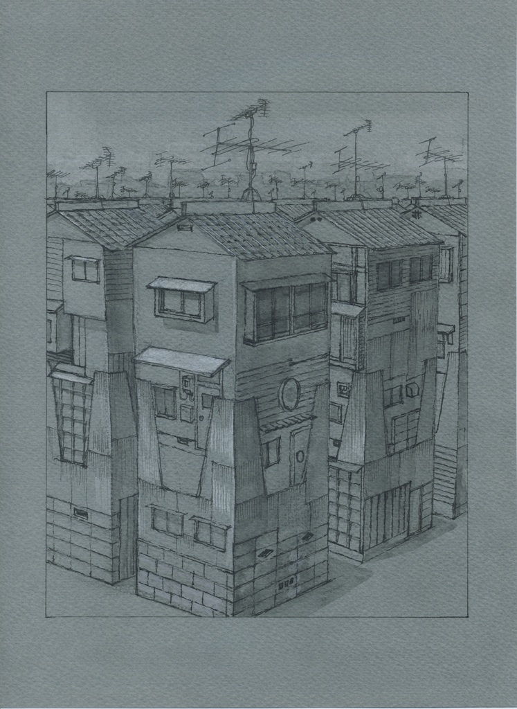 Antenna house_drawing