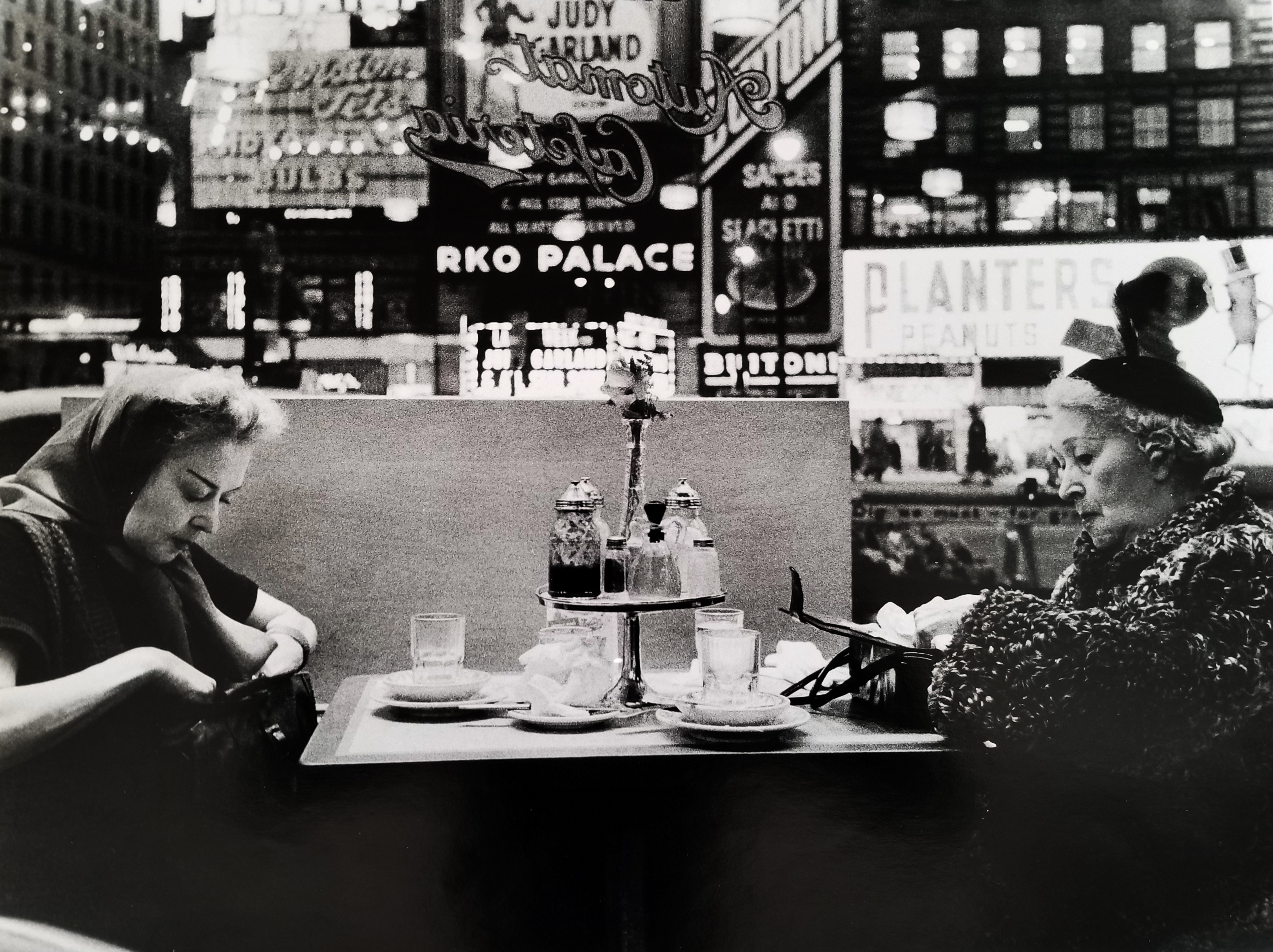The Automat, Times Square, NYC 1957