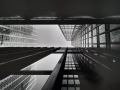 NY Looking Up, Seagram Building, 1960