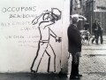 Beaubourg Graffiti, Paris, 1978