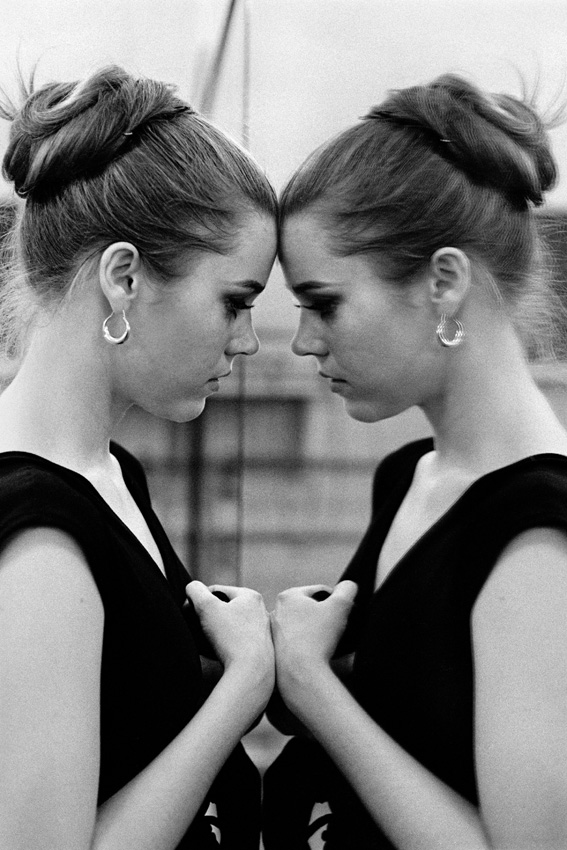 Double Jane Fonda, New York, 1963