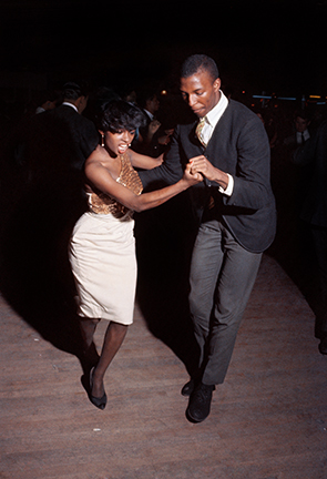 Harlem Couple Dancing Retouched